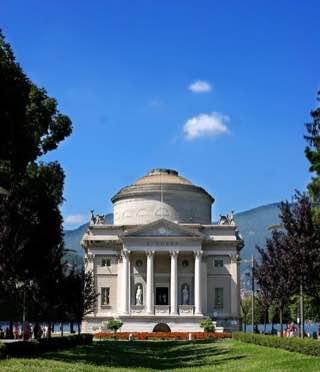 Tempio Voltiano, italy , italianlakes