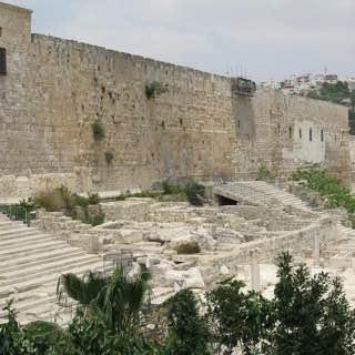 Southern Wall, israel , jerusalem