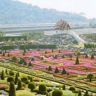 Nong Nooch Tropical Botanical Garden, thailand , jomtien