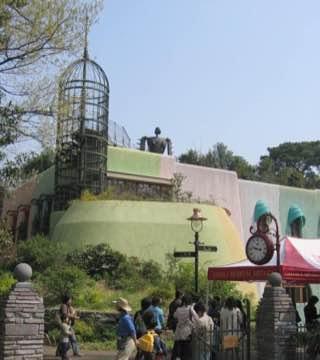 Ghibli Museum, japan , kamakura