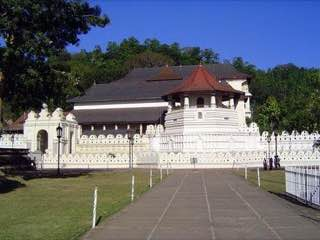 Temple of the Tooth, srilanka , kandy