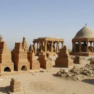 Chaukhandi tombs, pakistan , karachi