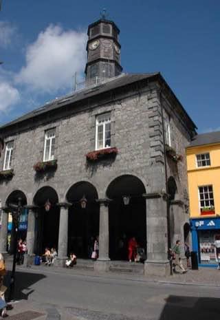 The Tholsel, Kilkenny, ireland , kilkenny