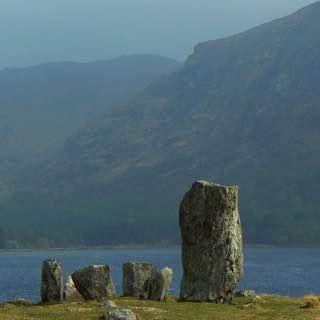 Uragh Stone Circle, ireland , killarney