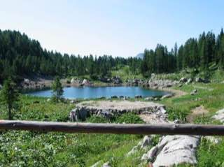Triglav Lakes Valley, austria , klagenfurt