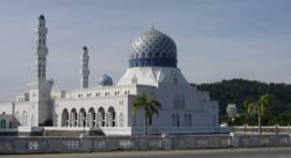Kota Kinabalu City Mosque, malaysia , kotabharu