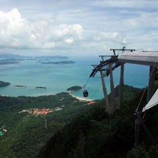 Langkawi Cable Car, malaysia , langkawi