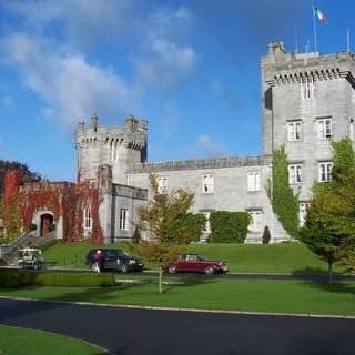 Dromoland Castle, ireland , limerick