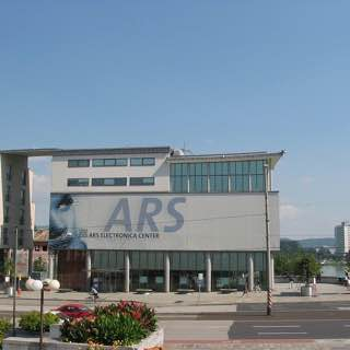 Ars Electronica Center, austria , linz