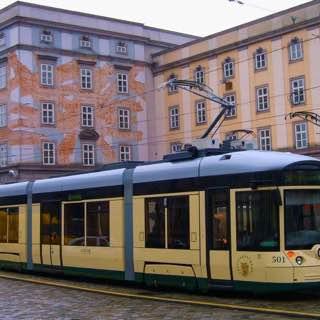 Pöstlingbergbahn, austria , linz