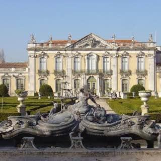 Queluz National Palace, portugal , lisbon