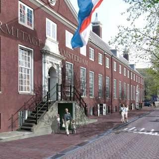 Hermitage Amsterdam, netherlands , lisse