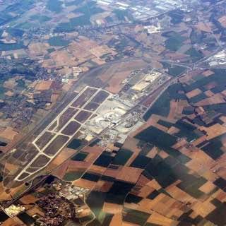 Lyon–Saint Exupéry Airport, france , lyon