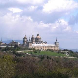 El Escorial, spain , madrid