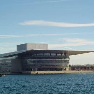 Copenhagen Opera House, sweden , malmo