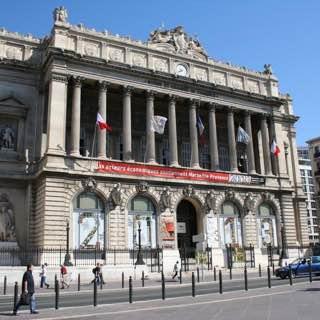 Palais de la Bourse, france , marseille