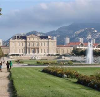 Parc Borély, france , marseille