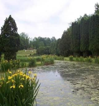 Minnesota Landscape Arboretum, usa , minneapolis
