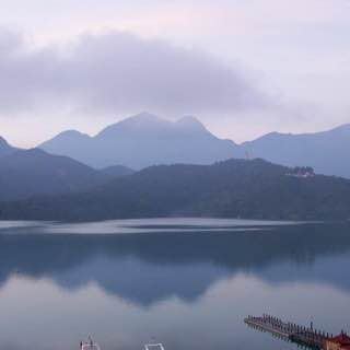 Sun Moon Lake, taiwan , nantou