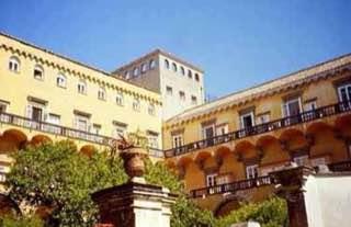 San Gregorio Armeno, italy , naples