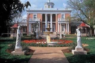 Belmont Mansion, usa , nashville