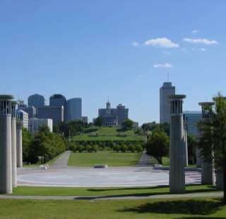 Bicentennial Capitol Mall State Park, usa , nashville