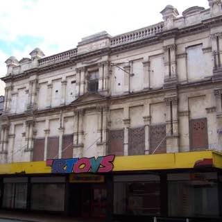 Victoria Theatre, uk , newcastle