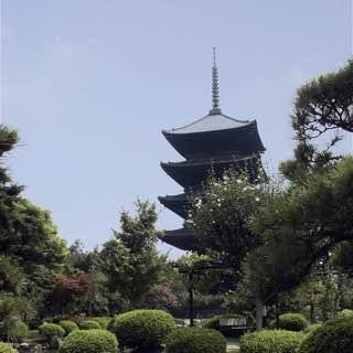 Tō-ji, japan , osaka