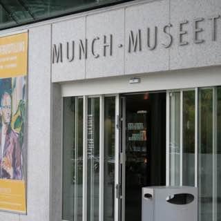 Munch Museum, norway , oslo