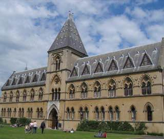 Oxford University Museum of Natural History, uk , oxford