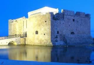 Paphos Castle, republiccyprus , pafos