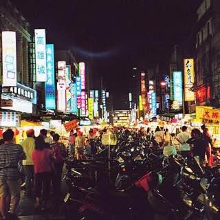 Liuhe Night Market, taiwan , pingtung