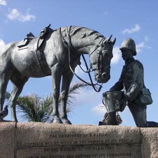 Horse Memorial, southafrica , portelizabeth