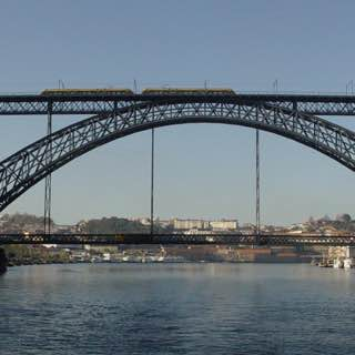 Dom Luís Bridge, portugal , porto