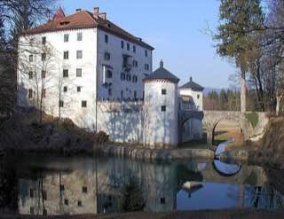 Snežnik Castle, slovenia , predjama