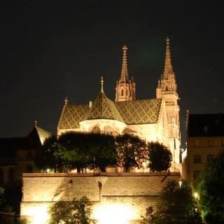 Basel Minster, switzerland , riehen