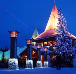 Santa Claus Village, finland , rovaniemi