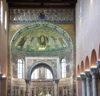 Euphrasian Basilica, croatia , rovinj