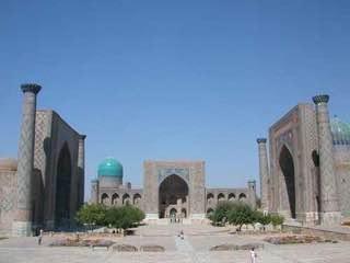 Registan, uzbekistan , samarkand