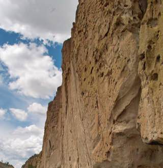 Bandelier National Monument, usa , santafe