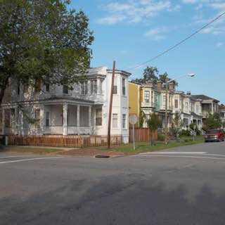 Savannah Victorian Historic District, usa , savannah