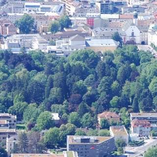 Hofgarten, Innsbruck, austria , seefeld