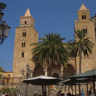 Cefalù Cathedral, italy , sicily
