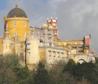 Pena National Palace, portugal , sintra