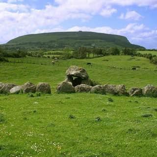 Knocknarea, ireland , sligo