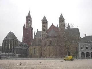 Basilica of Saint Servatius, belgium , spa