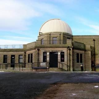Mills Observatory, scotland , standrews
