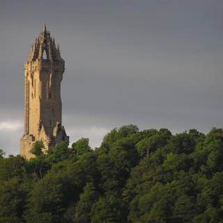 Wallace Monument, scotland , stirlingcastle