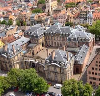 Musée des Beaux-Arts de Strasbourg, france , strasbourg