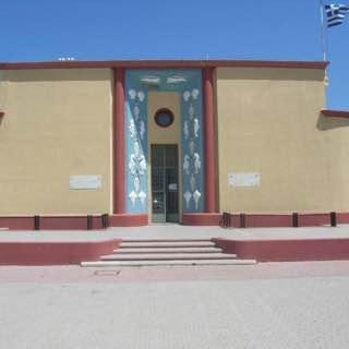 Aquarium of Rhodes, greece , symi